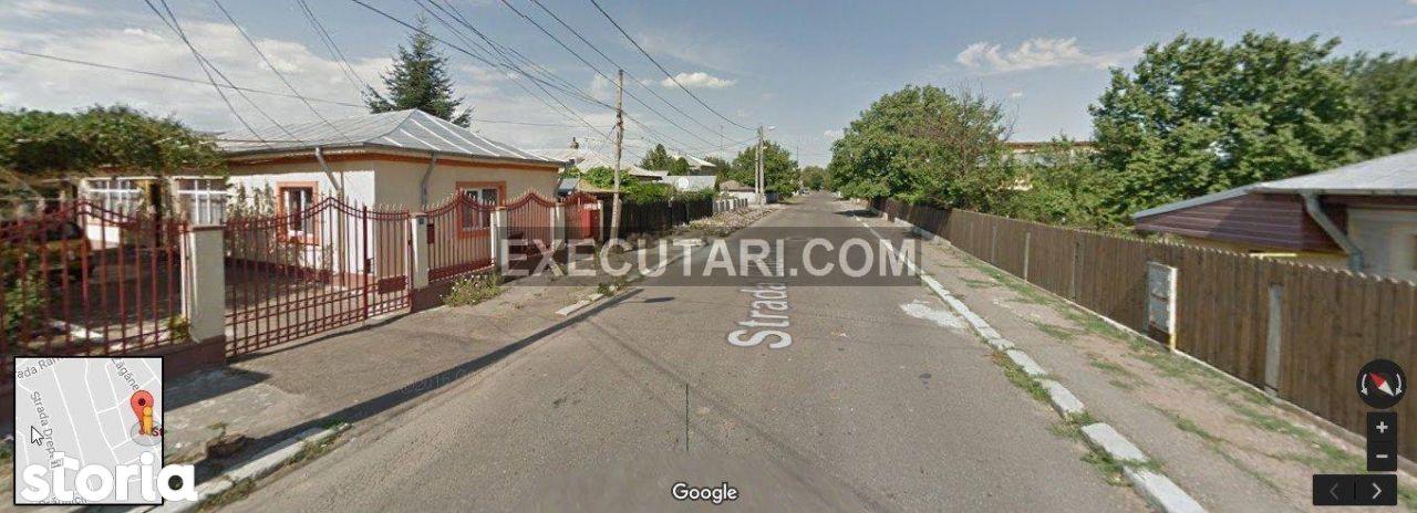 Casa si garaj 161mp + Teren - 549mp|Licitatie publica
