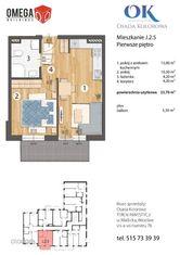 Nowe Mieszkanie | 2 pokoje+balkon | super okolica!