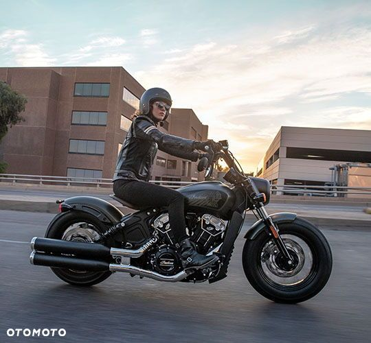 Indian Scout Bobber Twenty Thunder Black 2020 !! - 6