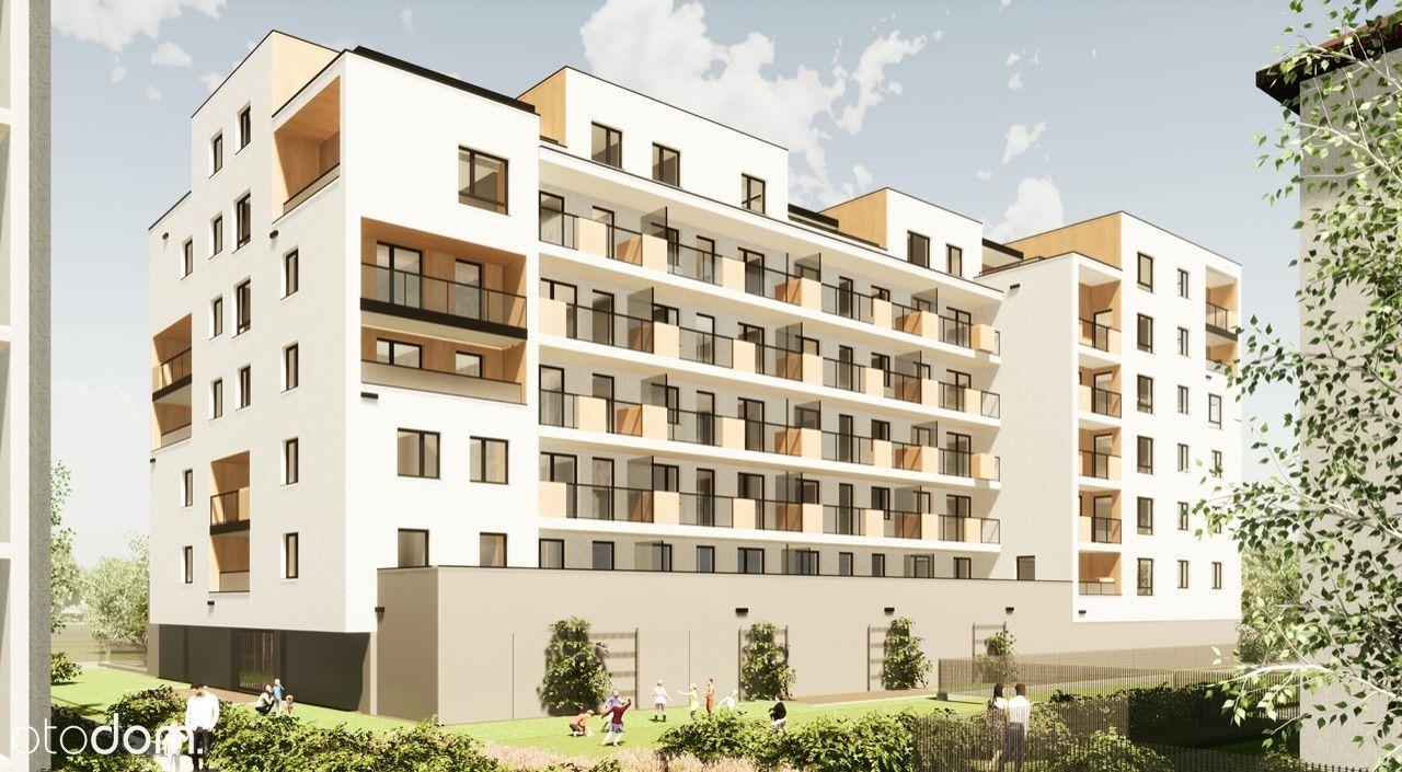 Nowe mieszkania w Legionowie z tarasem 28,54 m2