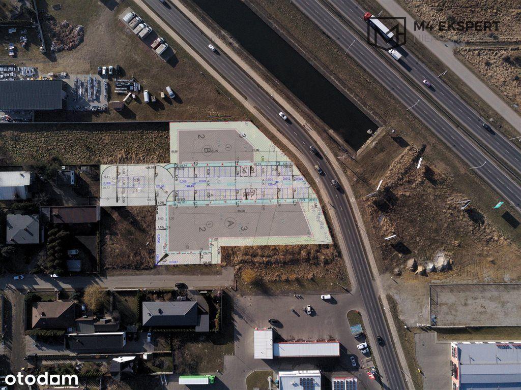 4755m2 | Projekt i Pozwolenie |Park Handlowy