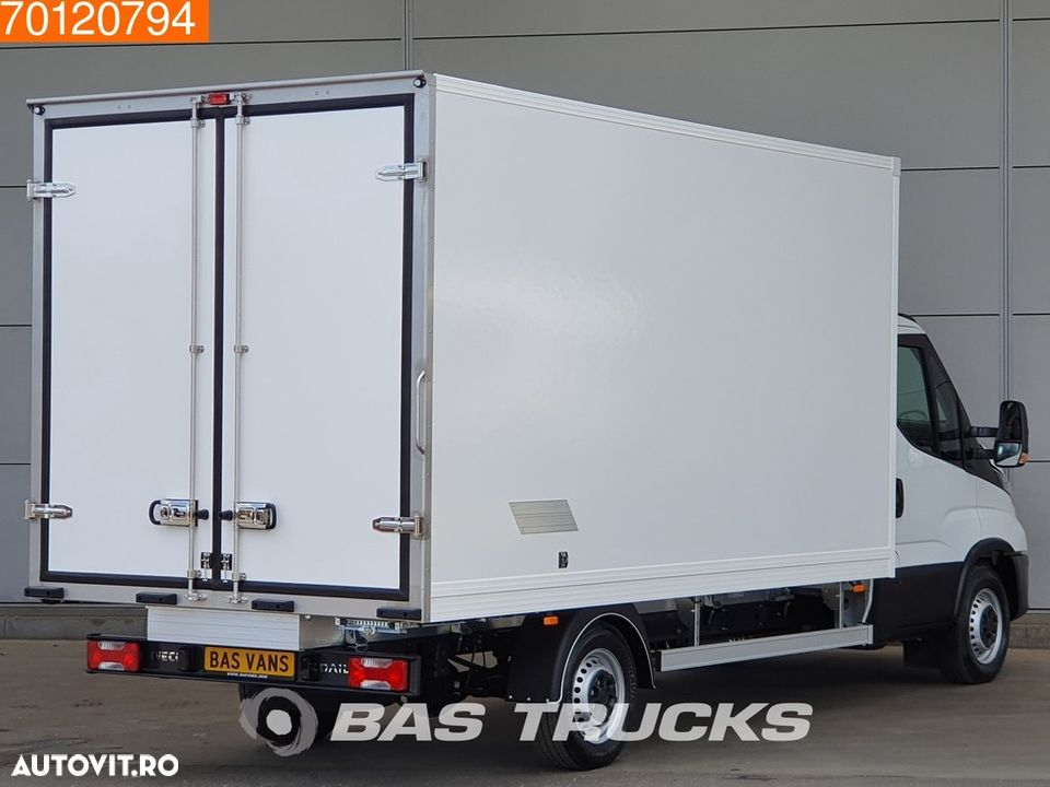 Iveco Daily 35S18 3.0 Koelwagen -20 Vries Dag/Nacht 230V Carrier Airco 17m3 A/C Cruise control - 5