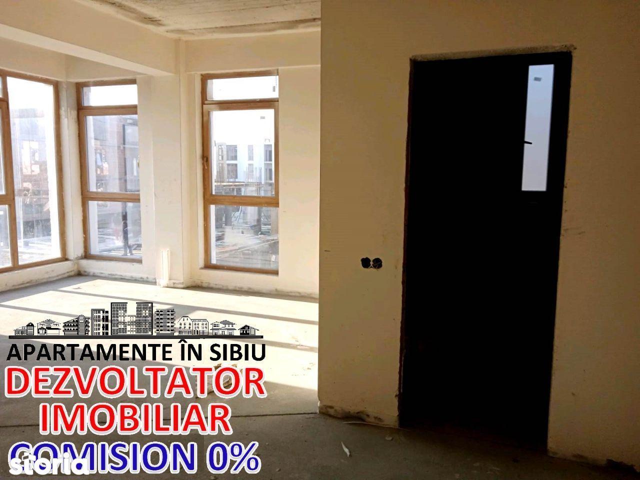 742 euro/mpc. Apartament 3 camere et 1, parcare inclusa. O Goga - LIDL