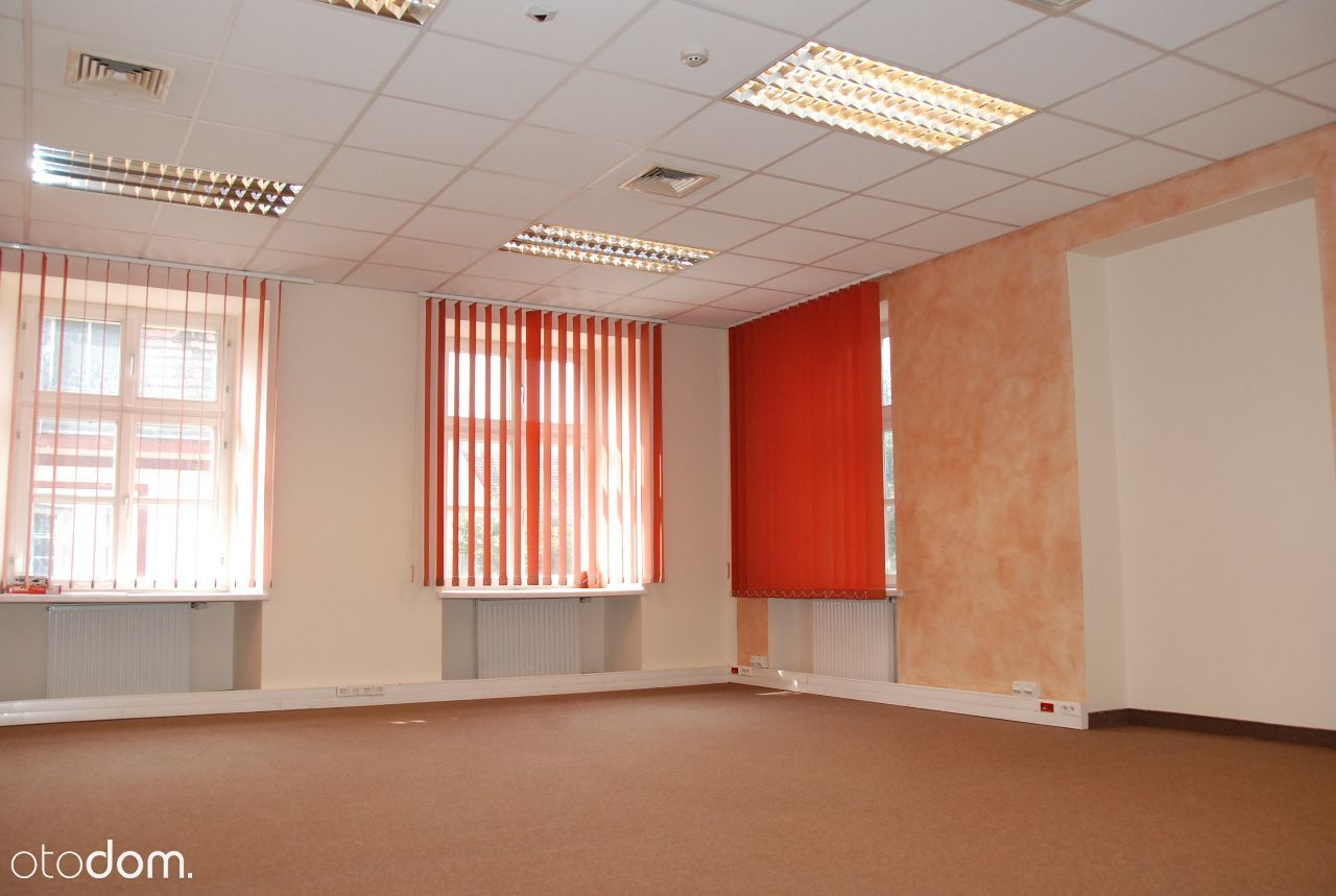 Lokal biurowy Szewska, z windą, klimatyzacją