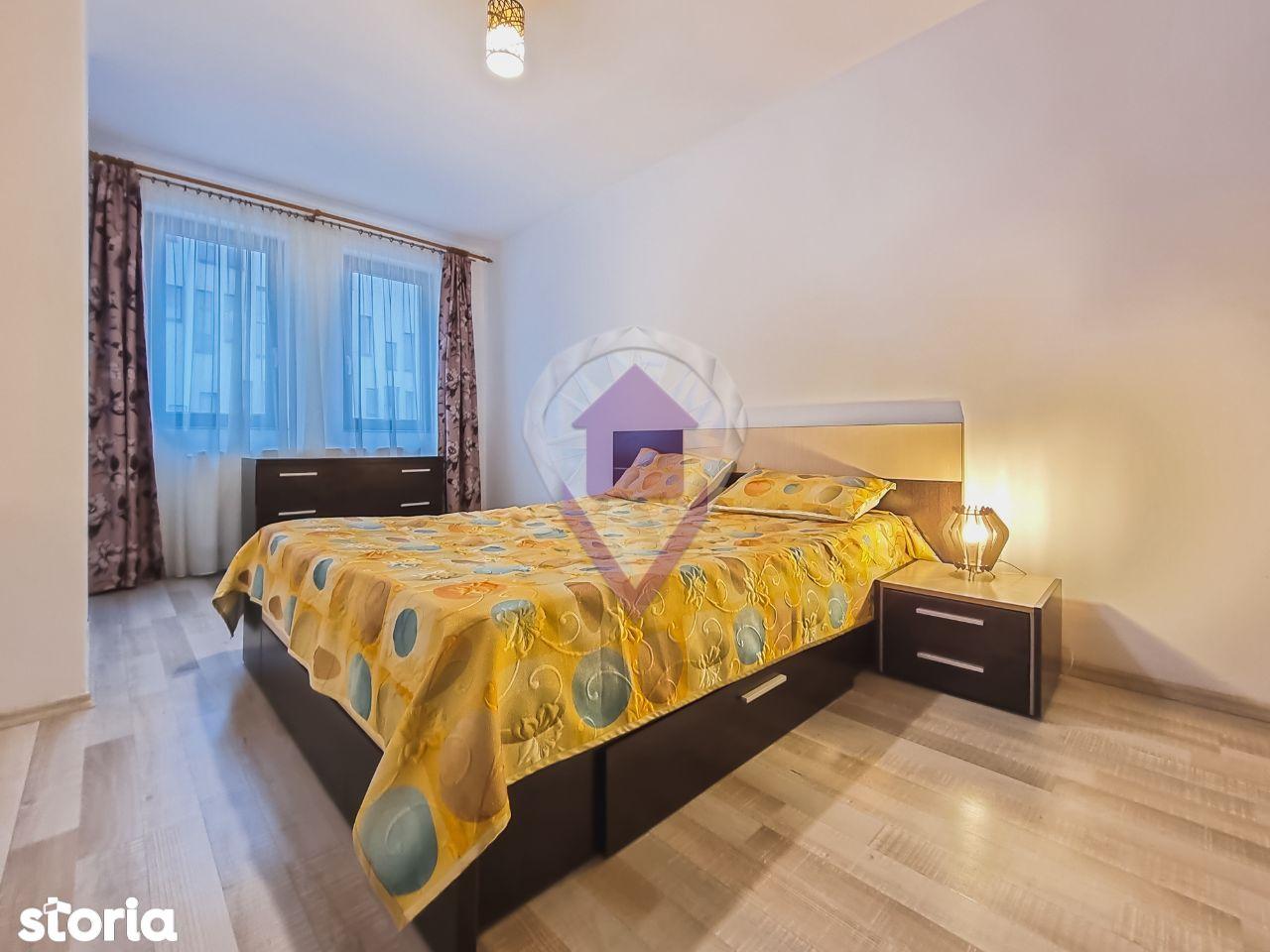 ⊰TUR VIRTUAL⊱2 camere | 55 m² | modern, calitate bună | AC | Park Lake