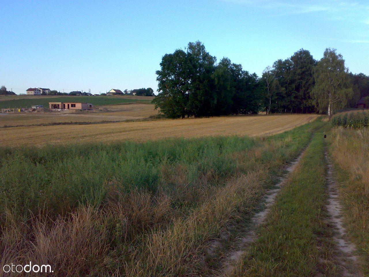 Działka w Czechowicach, blisko Mazańcowic