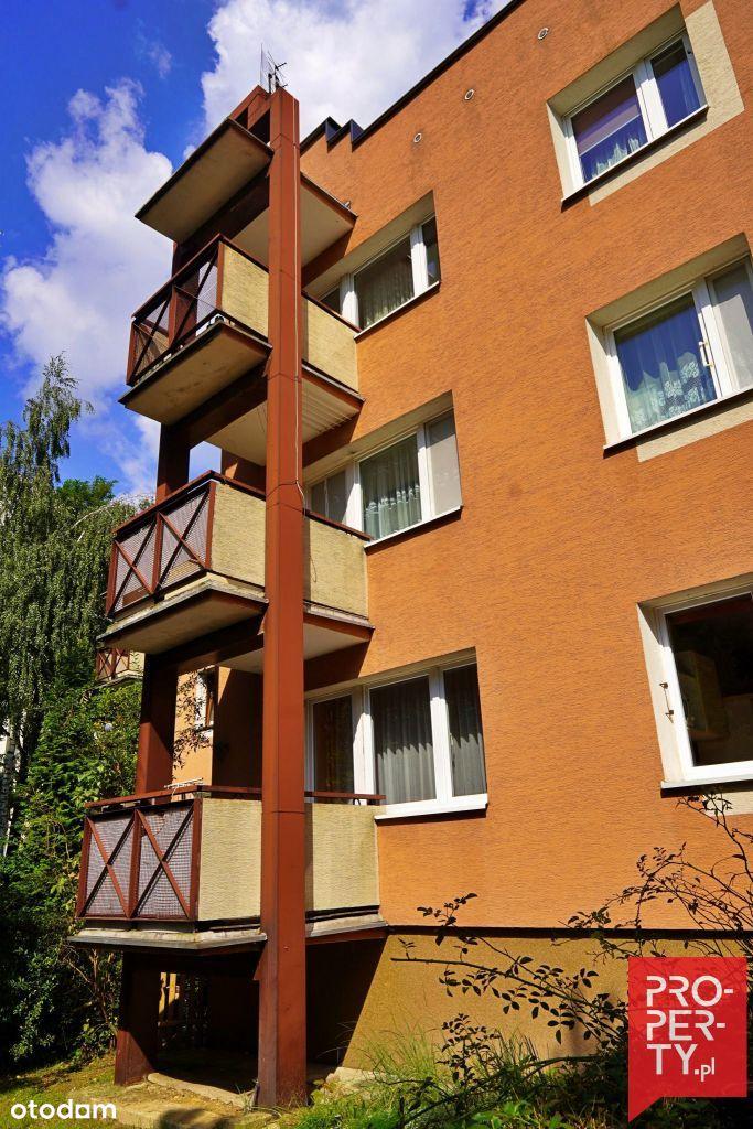 Mieszkanie w zielonej i cichej okolicy