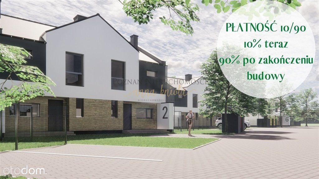 Domy szeregowe 86,5 m2 pod Poznaniem