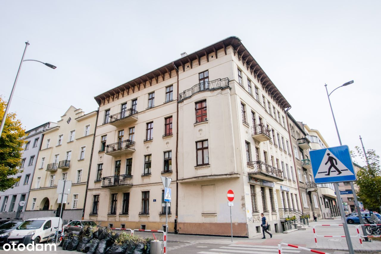 Mieszkanie 91,4 m2  ul. Królewska  0% prowizji