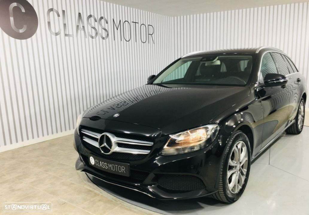 Mercedes-Benz C 220 BlueTEC Avantgarde - 9