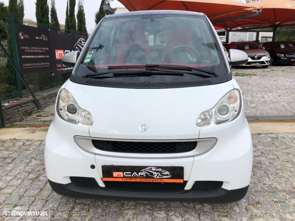 Smart ForTwo 1.0 mhd Passion 71 - 6