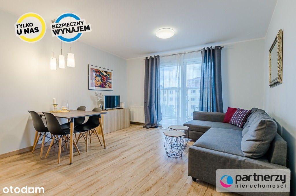 Przytulne mieszkanie w centrum Gdańska