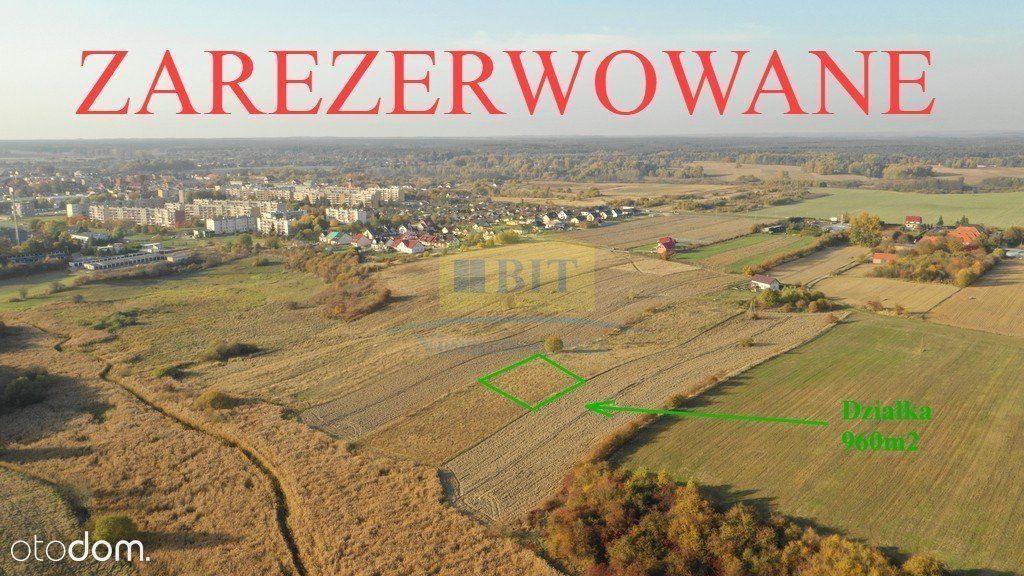 Działka z warunkami zabudowy 969 m2 w Złocieńcu