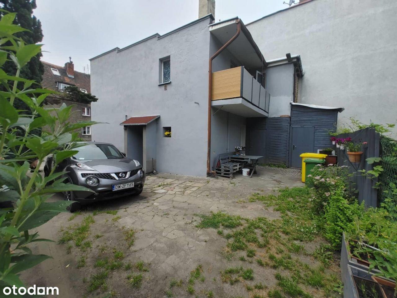 Dom lub 2 mieszkania lub obiekt handlowo-usługowy!