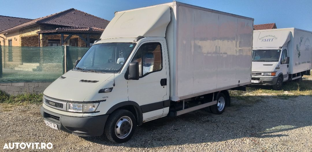 Iveco Daily 35j11 - 36