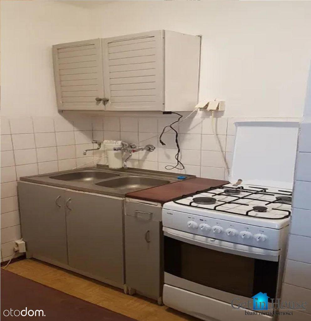 Mieszkanie jednopokojowe - ul. Warszawska