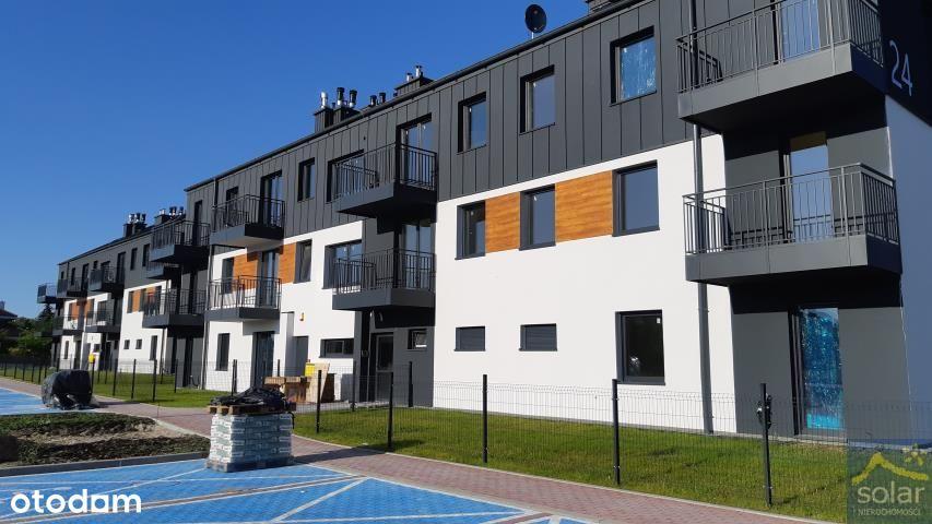 Ostatnie mieszkanie z ogródkiem- Niemcz!
