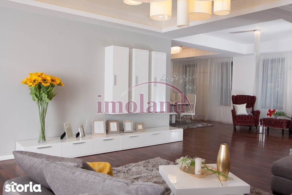 Apartament - 4 camere - inchiriere - Kiseleff-Aviatorilor