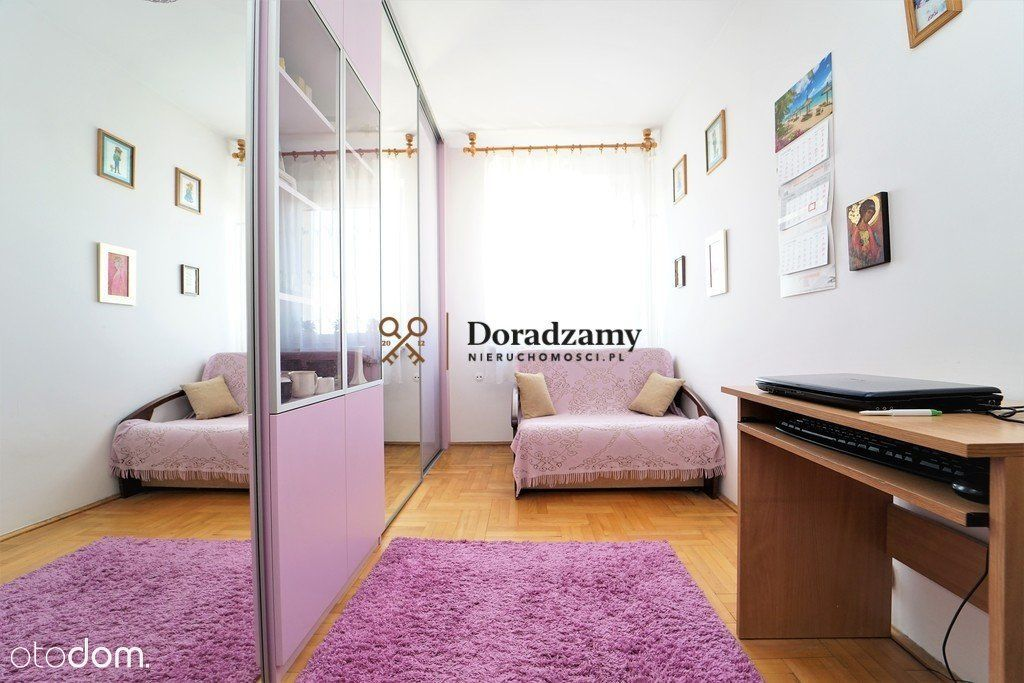 Trzypokojowe Mieszkanie Blisko Centrum Warszawska