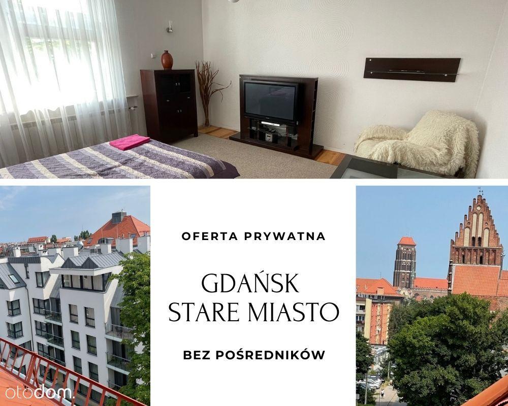 Duże mieszkanie Gdańsk - Centrum / stare miasto