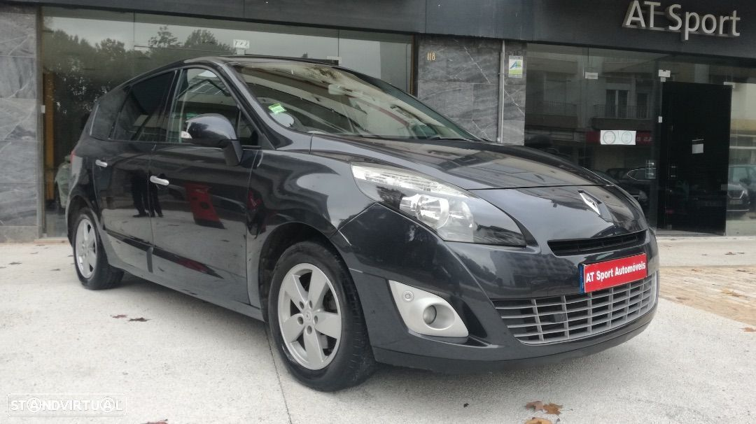 Renault Grand Scénic 1.5 dCi Luxe 7L - 25