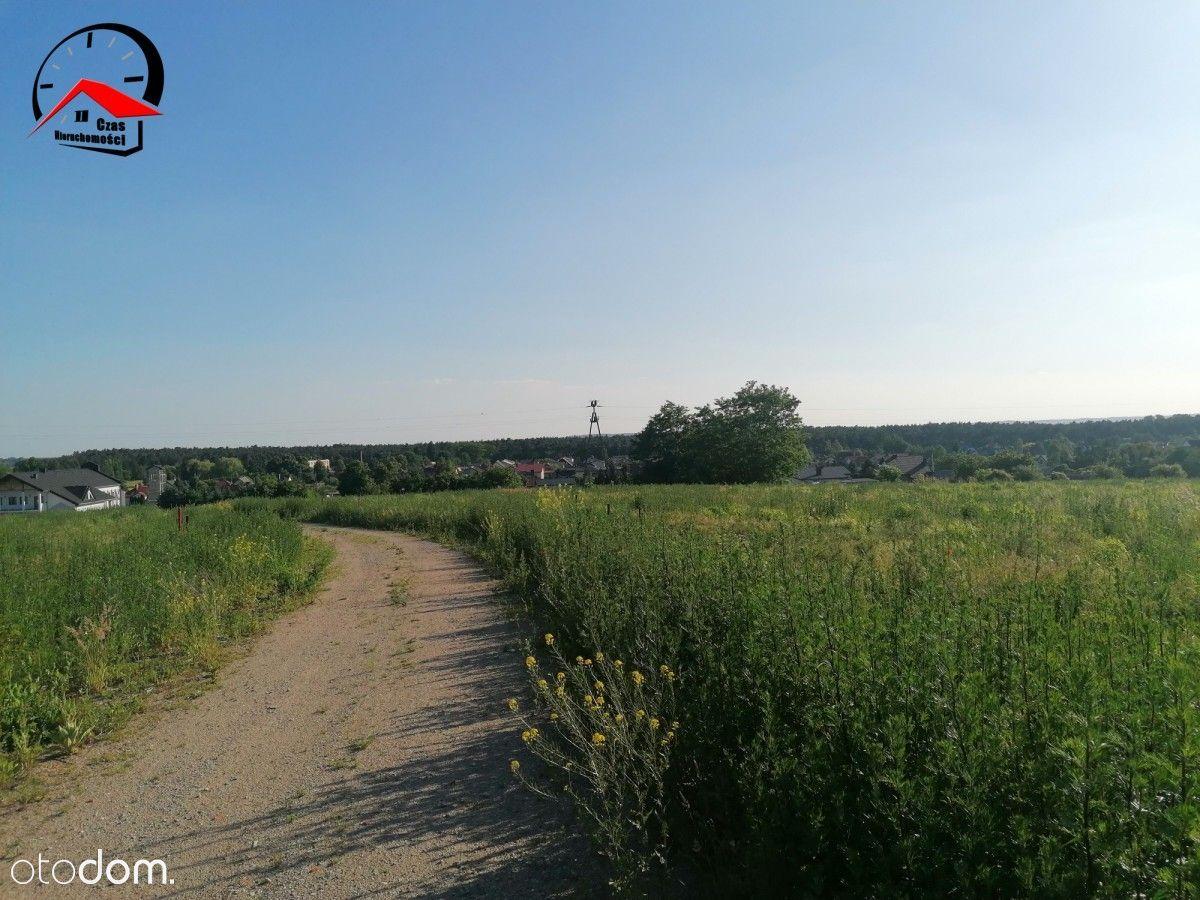Działki nad Miastem Piękny widok! Koło Powiercie