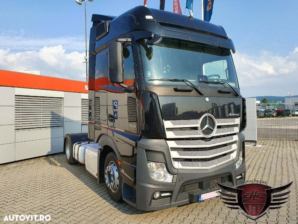 Mercedes-Benz Actros 1845 Euro 6 2016 Nr. Int 11414 Leasing - 3