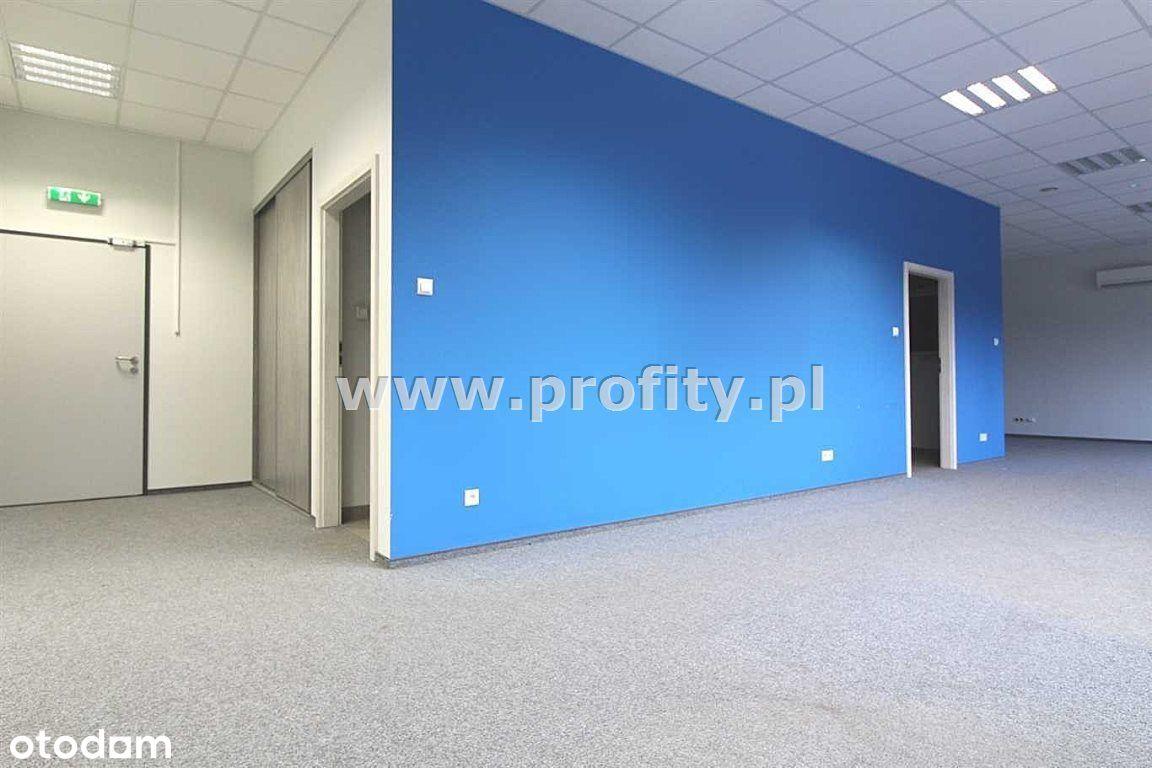 Biuro 126 m², klimatyzacja, parking, Sosnowiec