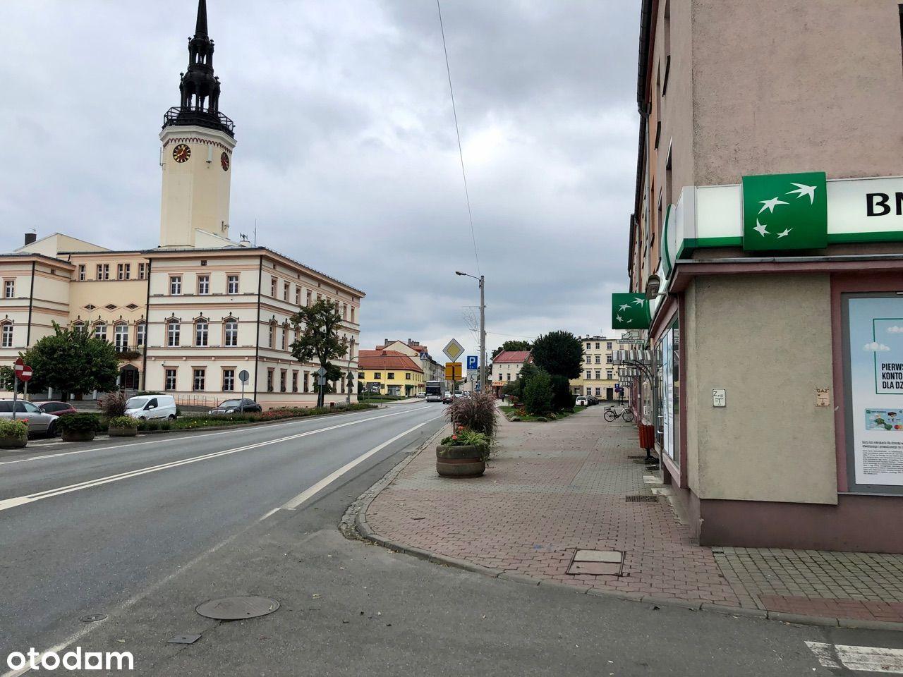 Lokal w centrum Strzelec Opolskich, Rynek