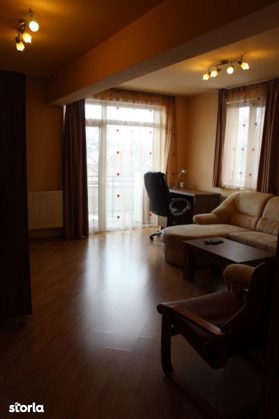 Apartament 2 camere cu bucatarie inchisa intr-o constructie tip vila!
