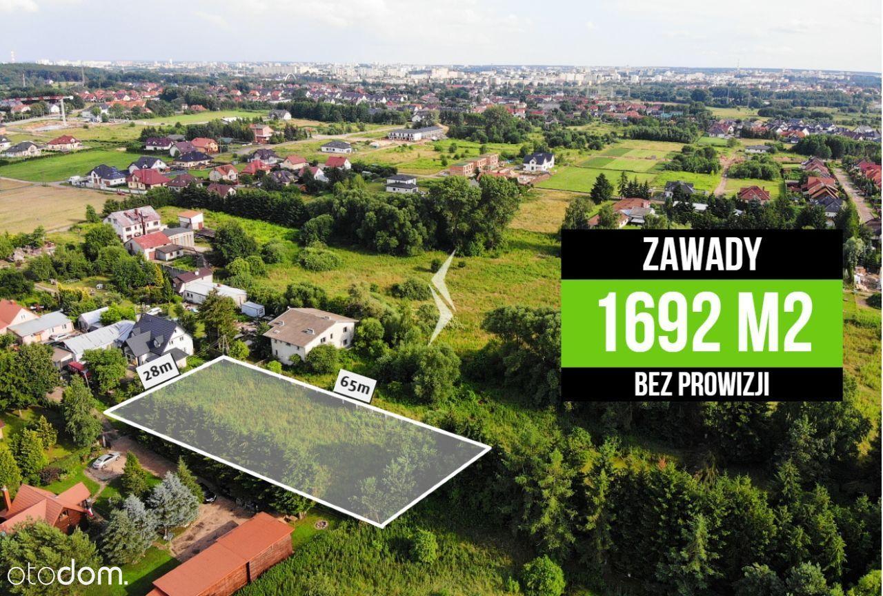 1692m2 Zawady/Białystok