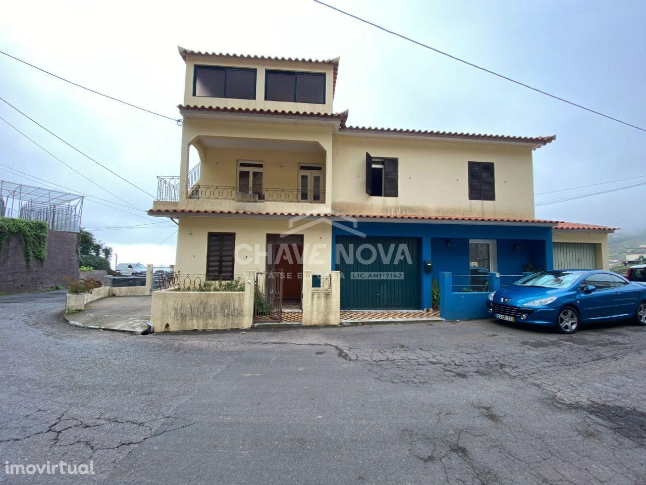 Apartamento T3 em Campanário - Concelho da Ribeira Brava