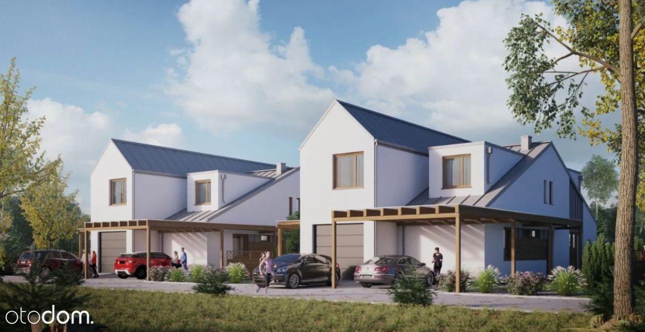 Mieszkanie dwupoziomowe w Inwestycji NOVY Zakątek