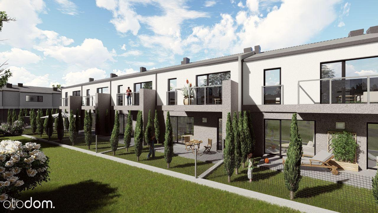 Nowe mieszkania z ogródkami Osiedle przy Miłosza