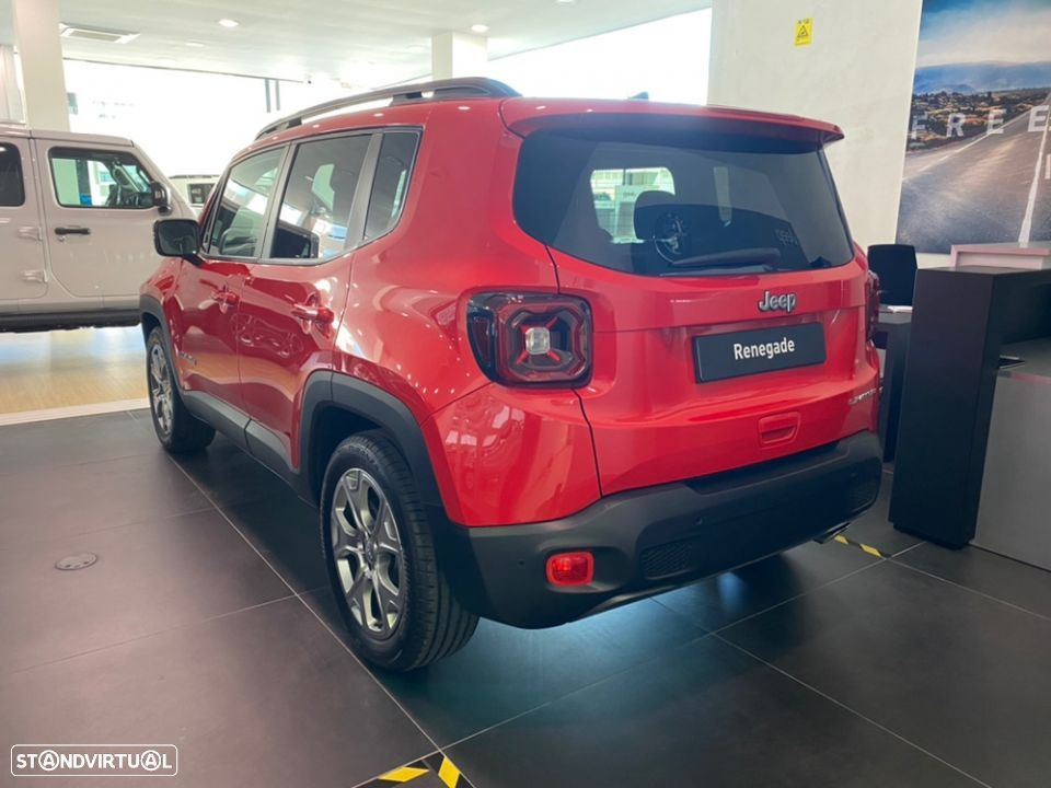 Jeep Renegade 1.3 T Limited DCT - 2