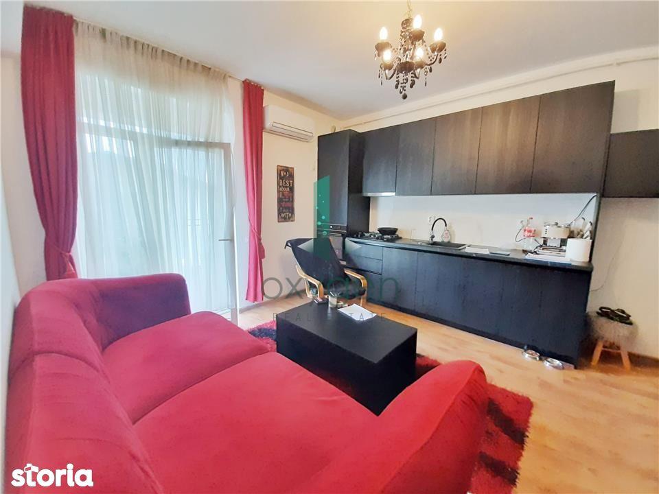 Apartament modern | 3 camere si Parcare | Terasa | cartier Iris