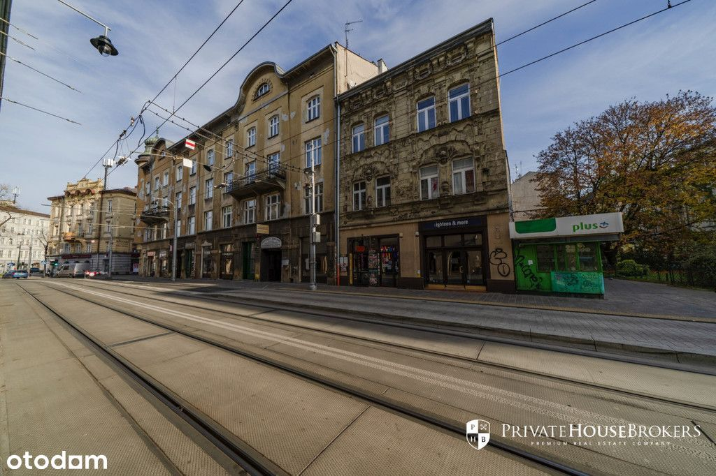 Lokal Kazimierz ulica Krakowska 114 mkw