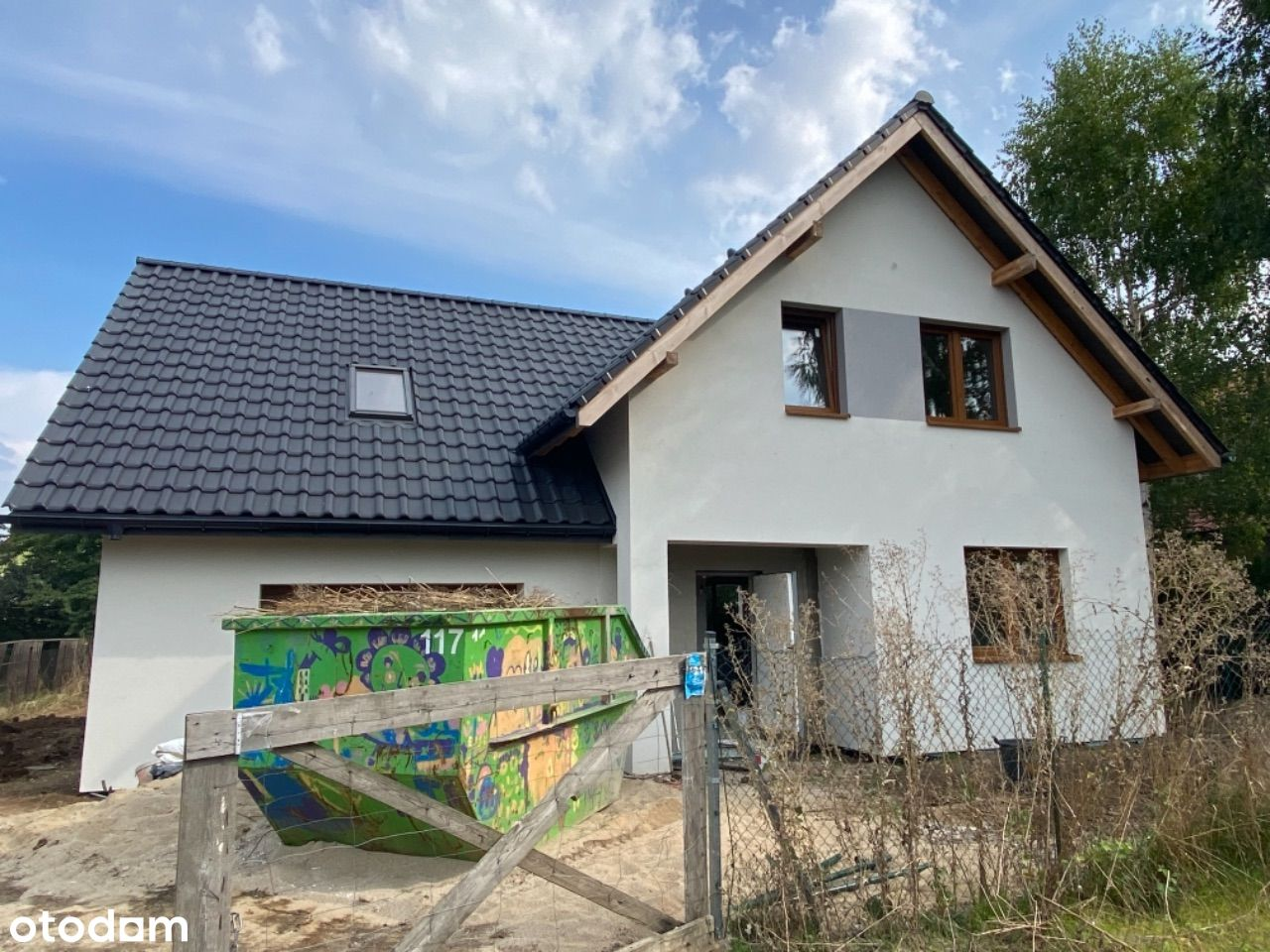 Nowy dom wolnostojący. Legnica, stan deweloperski