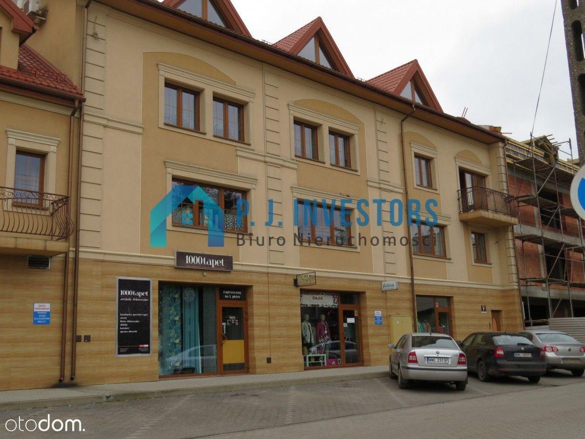 Budynek mieszkalno-usługowy w Centrum Wołomina
