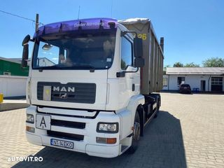 MAN TGA 26440 abrollcontainer