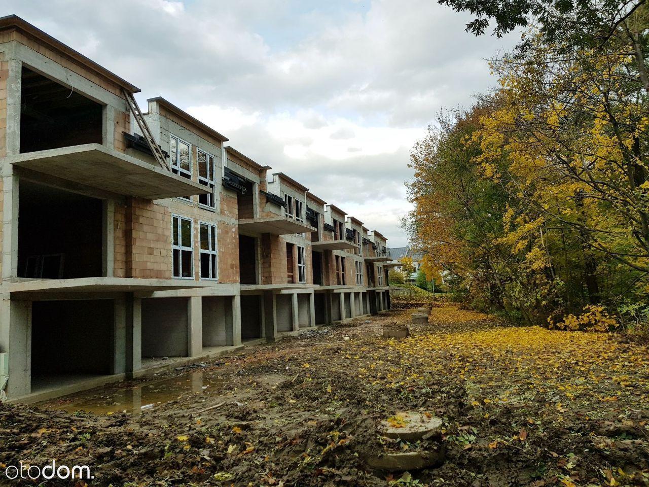 Nowe apartamenty - zabudowa szeregowa - Kamienica