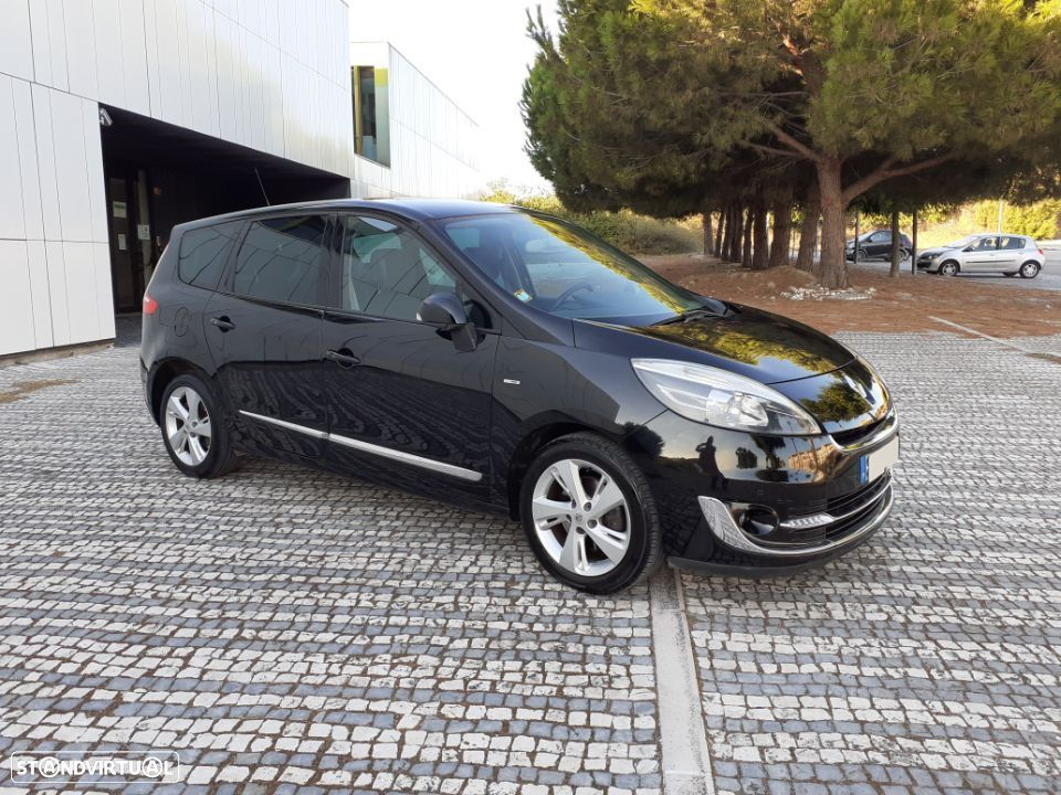 Renault Grand Scénic 1.6 dCi Bose Edition 7L - 1