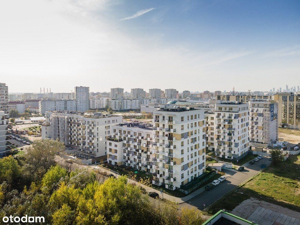 Nowa kawalerka 28m2 Gocław-Ostrobramska 0%Prowizji