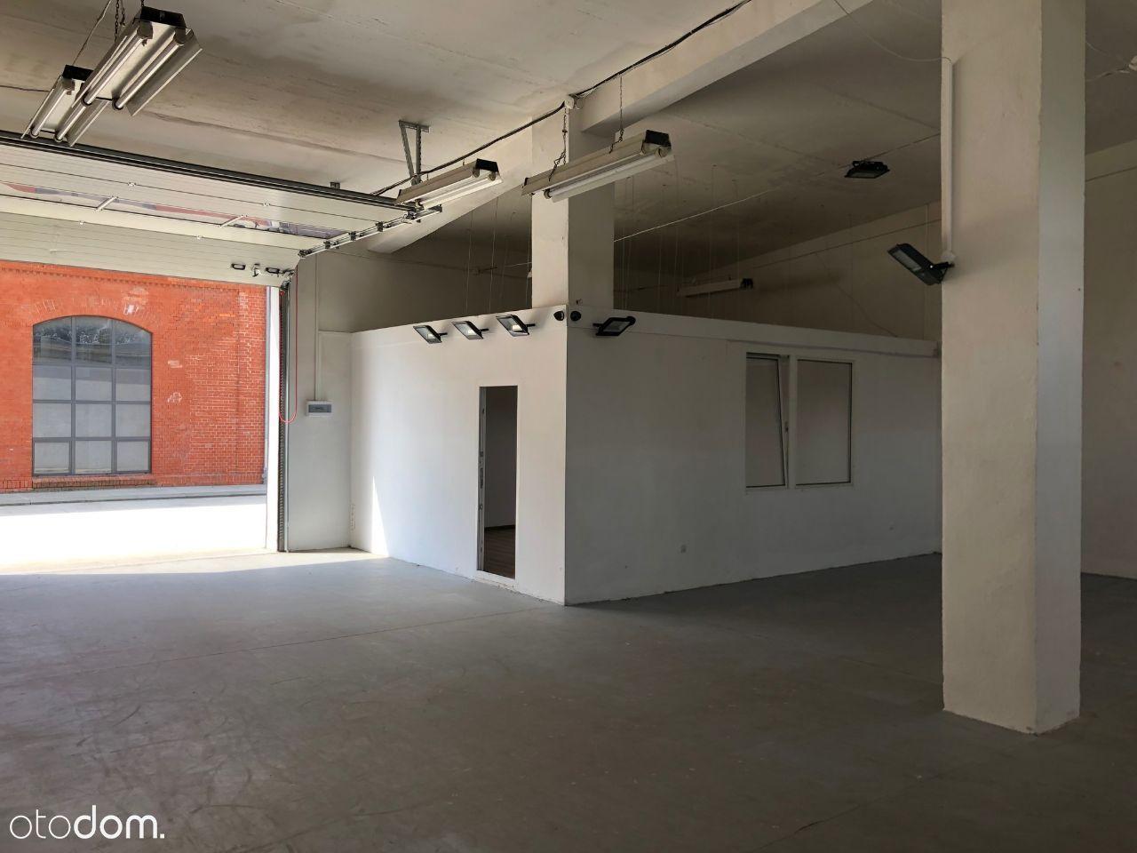 Hala - Magazyn z biurem 303 m2