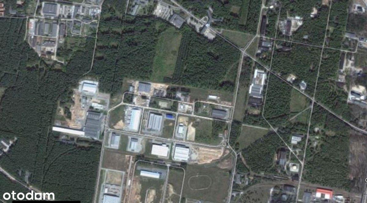 Teren Przemysłowy, działki komercyjne