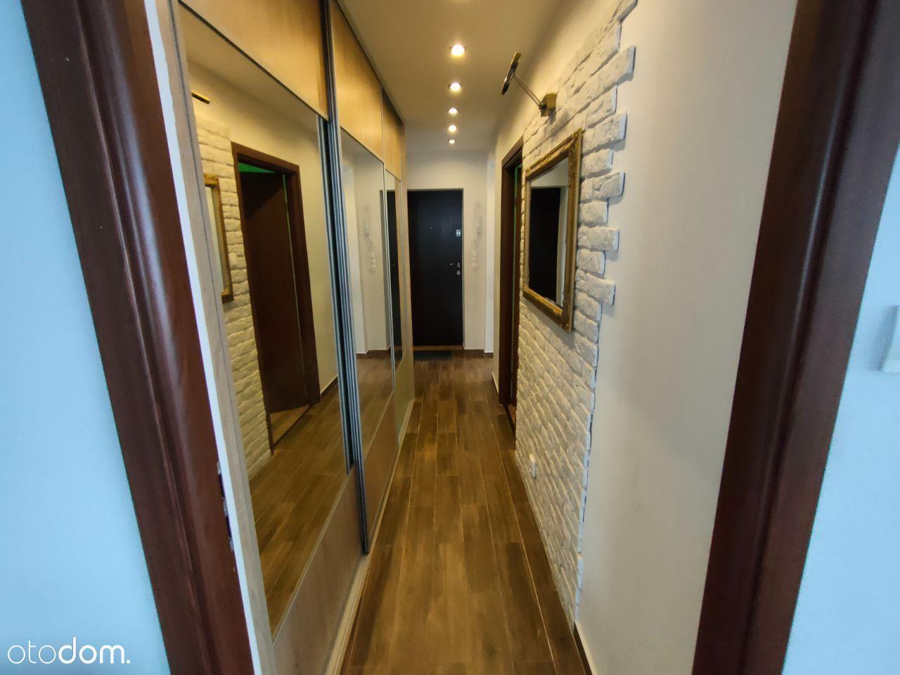 Mieszkanie 3 pokoje garderoba balkon Kaliny