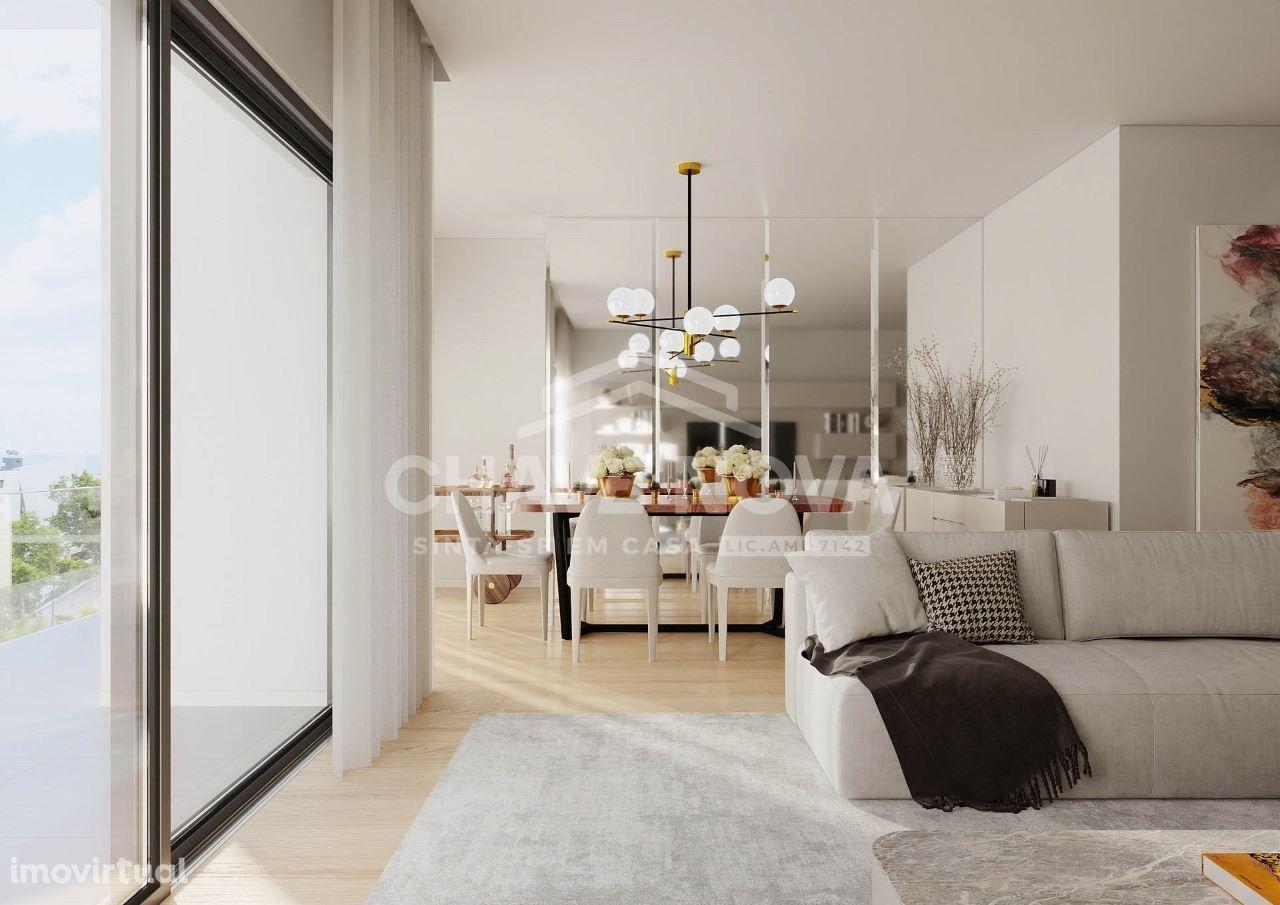 Apartamento T3 Novo de Luxo no Funchal - Ilha da Madeira