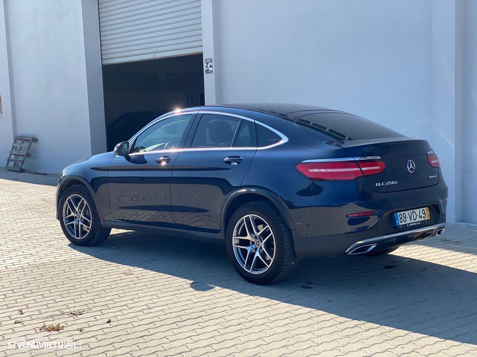 Mercedes-Benz GLC 250 AMG + PACK EXCLUSIVE - 5