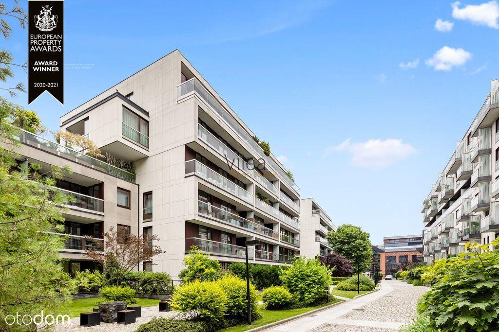 Dwustronny apartament w Menolly Nowe Powiśle