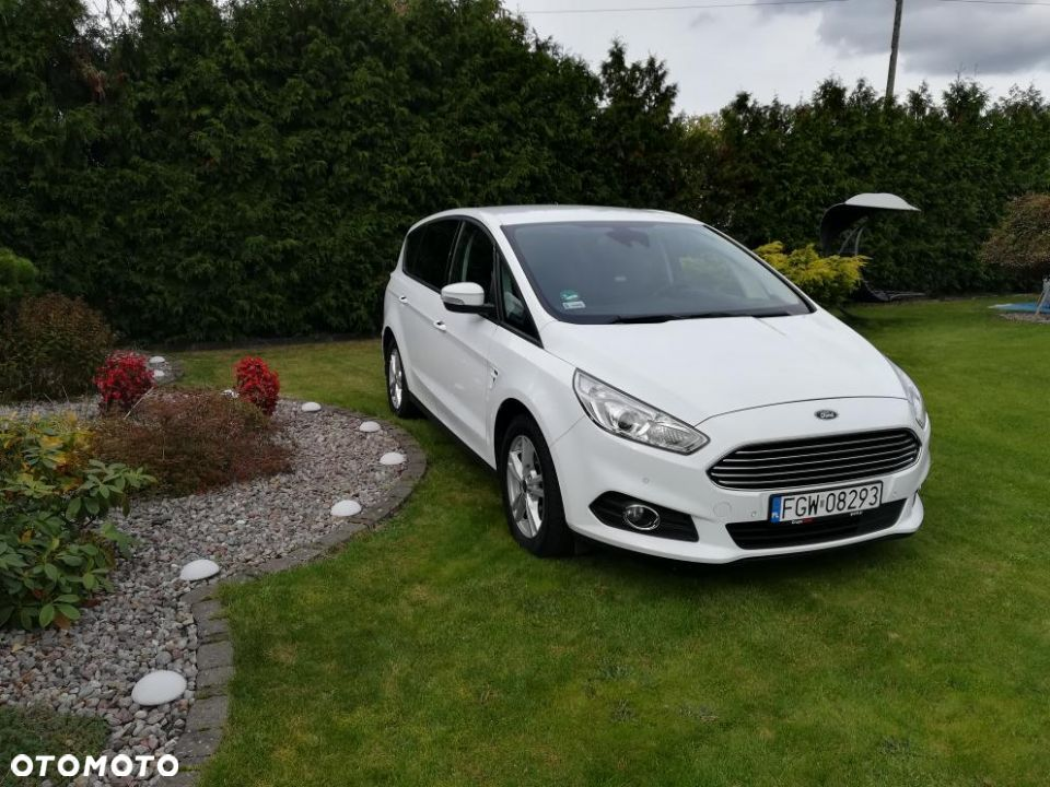 Ford S-Max 2018 Rok 180 KM AUTOMAT - 2